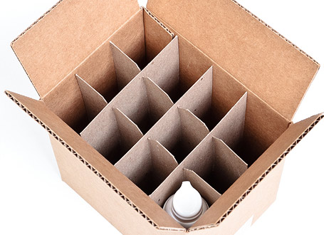 Custom Corrugated Shipping Boxes Chipboard Corrugated